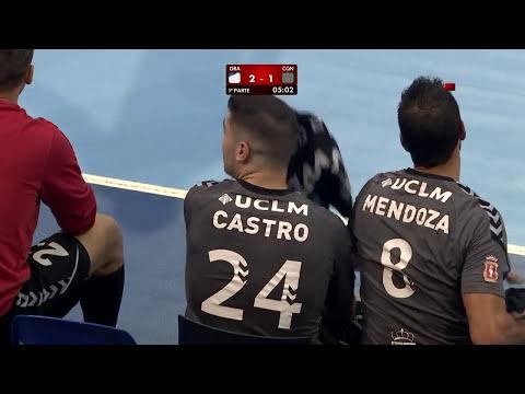 Fraikin BM Granollers - Liberbank Ciudad Encantada 2017-10-21 Liga Asobal Handball