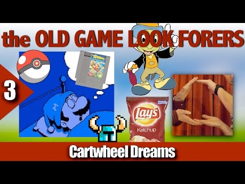 (Game Chasers Retro Liberty Parody) The Old Game Look Forers - Episode 3