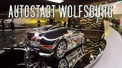 Autostadt Wolfsburg 2019 inkl. Weihnachtsmarkt