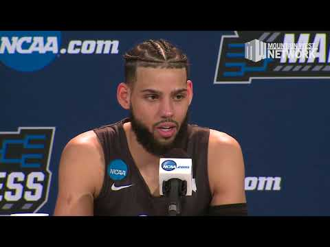 Nevada NCAA Men's Basketball Second Round Post-Game Press Conference