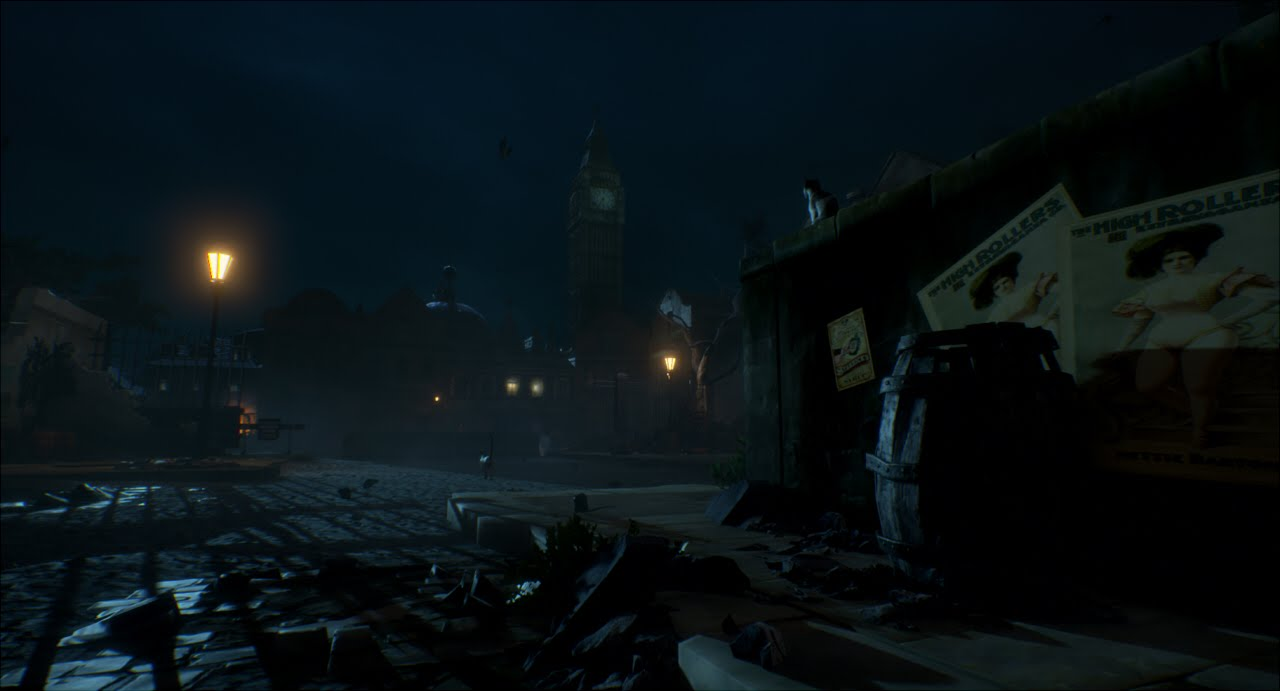 Bloody London -Unreal Engine 4