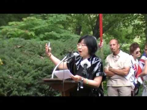 Do 3 good deeds each day says Immigration Attorney Margaret W. Wong in keynote