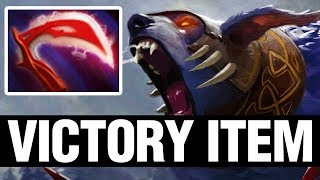 VICTORY ITEM - Wagamama Plays Ursa WITH DESOLATOR - Dota 2