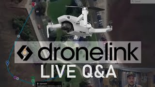 Dronelink Q&A - Future Of Flight Automation, Mission Planning & Mapping | DansTube.TV
