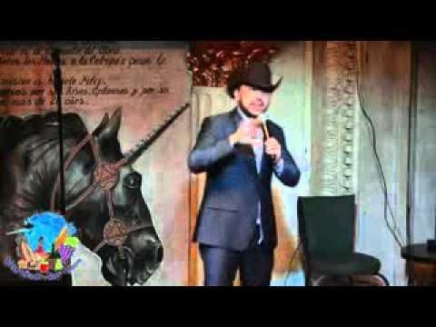 Mike Salazar Imitando A Espinoza Paz, Valentin Elizalde
