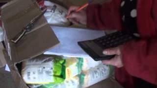 Гуманитарная помощь из России от ПВО