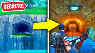 7 secret places that only 1% of the players know in the Fortnite Battle Royale..
