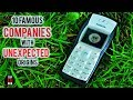 Top 10 Famous Companies With Unexpected Origins | 10 Famous Companies  ✘