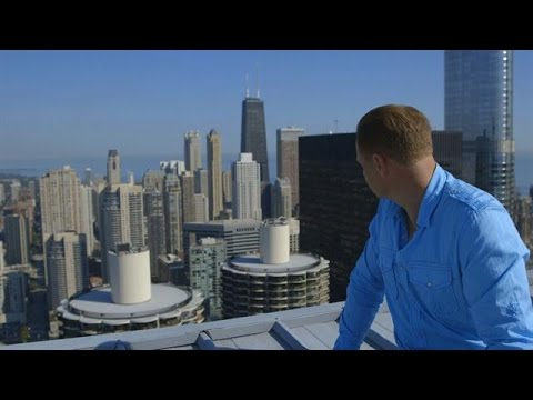 Nik Wallenda Why Chicago Skyscraper Live YouTube - Nik wallendas epic blindfolded skyscraper tightrope walk