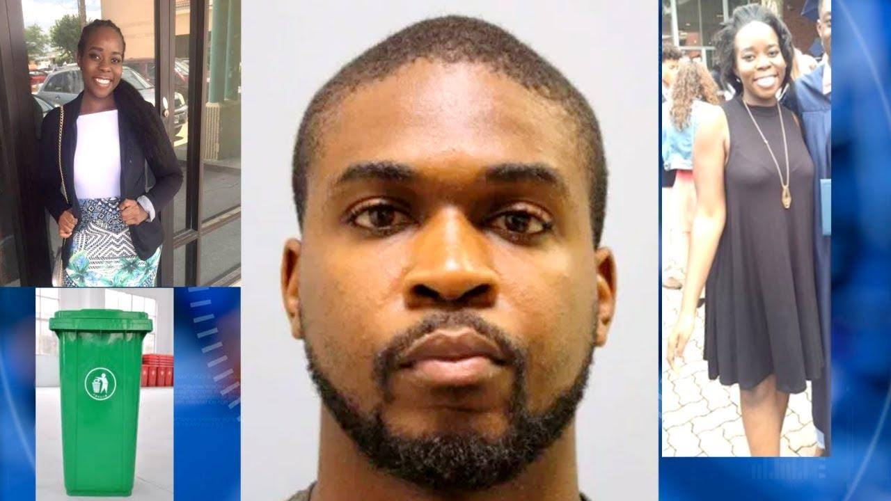 Houston Mom Finds Strangled Woman Inside A Recycling Bin In Son Bedroom.