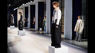 Raun Larose Fall / Winter 2017 Men's Runway Presentation | Global Fashion News