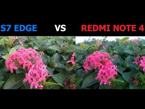 redmi note 4 vs s7 edge camera test tough fight 2017