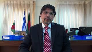 H.E. the Ambassador, Bangladesh Embassy, Athens, Greece