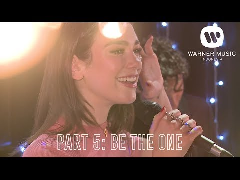 INTIMATE PERFORMANCE - DUA LIPA PART 5: BE THE ONE