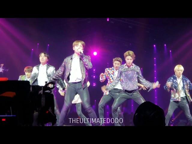 180922 DNA @ BTS ????? Love Yourself Tour in Hamilton Fancam ??