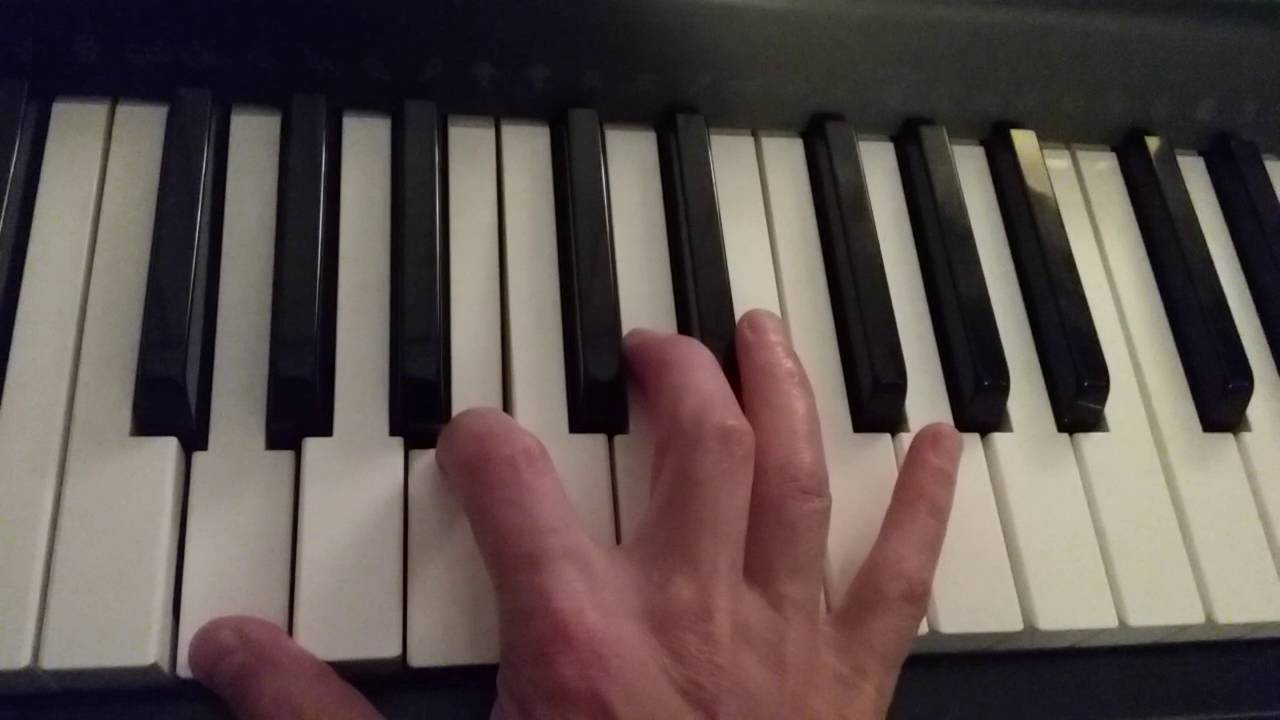 How to play a g major 7 chord on piano youtube hexwebz Gallery
