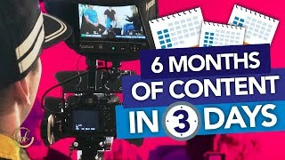 How to Batch Film Your Content (6 Months of Content in 3 Days!).mp3