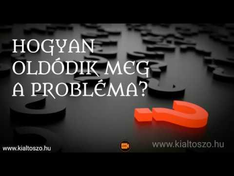 Hogyan oldódik meg a probléma?