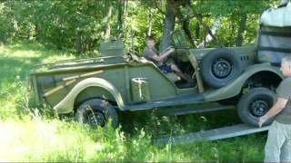 GAZ-61-416 revelation