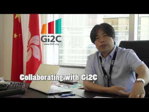 Brian Wang the President of Shanghai Metal Corporation (SMC) - Gi2C Shanghai 2014