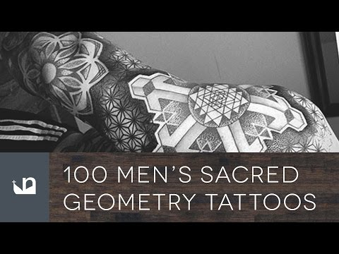 100 Sacred Geometry Tattoos For Men