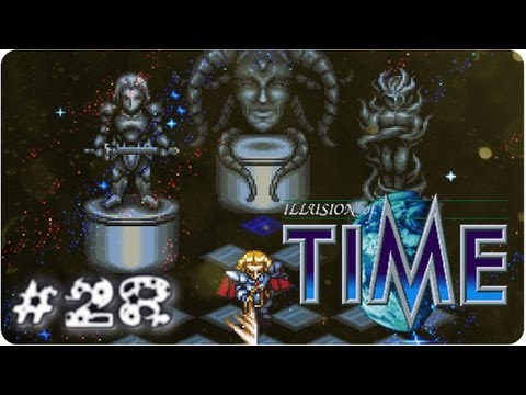 Lets Play Illusion of Time Part 28: Auf zum Tempelberg!