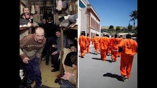 Тюрьмы России и мира. Кому мотать срок тяжелее?