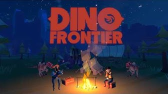 Dino Frontier PSVR Gameplay Trailer