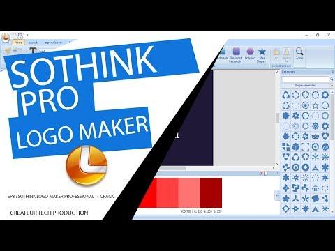 EP 3 : Sothink Logo Maker Professional + CRACK Full Version