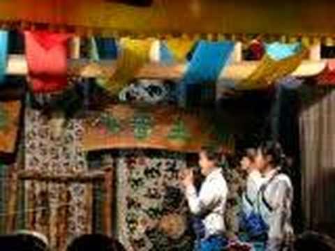Guizhou Trip, tribal performance