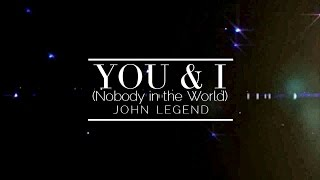 You and I (Nothing in the world) Instrumental- John Legend FL Studio Complete Remake + FLP & MP3