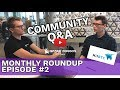 BitDegree on HitBTC, First Gamified Course, Community Q/A  | Monthly Roundup #002