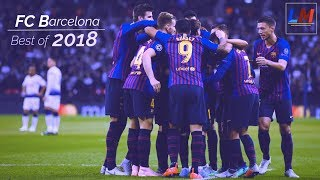 Fc barcelona | best of 2018