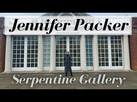 Jennifer Packer's Exhibit The Eye Is Not Satisfied With Seeing At Serpentine Gallery
