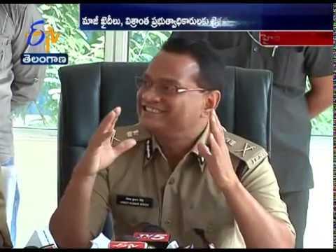 Contract Jobs, Recruitment In Prison Department | DG VK Singh