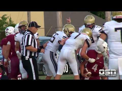 Kingfisher Vs Tuttle Highlights - Oklahoma High School Football