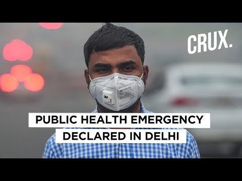 Delhi Air Pollution | EPCA Declares Public Health Emergency, Schools Shut Till November 5