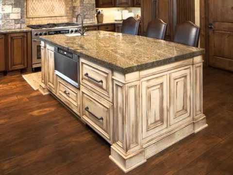 Kitchen Island Design Ideas & Picture Collection