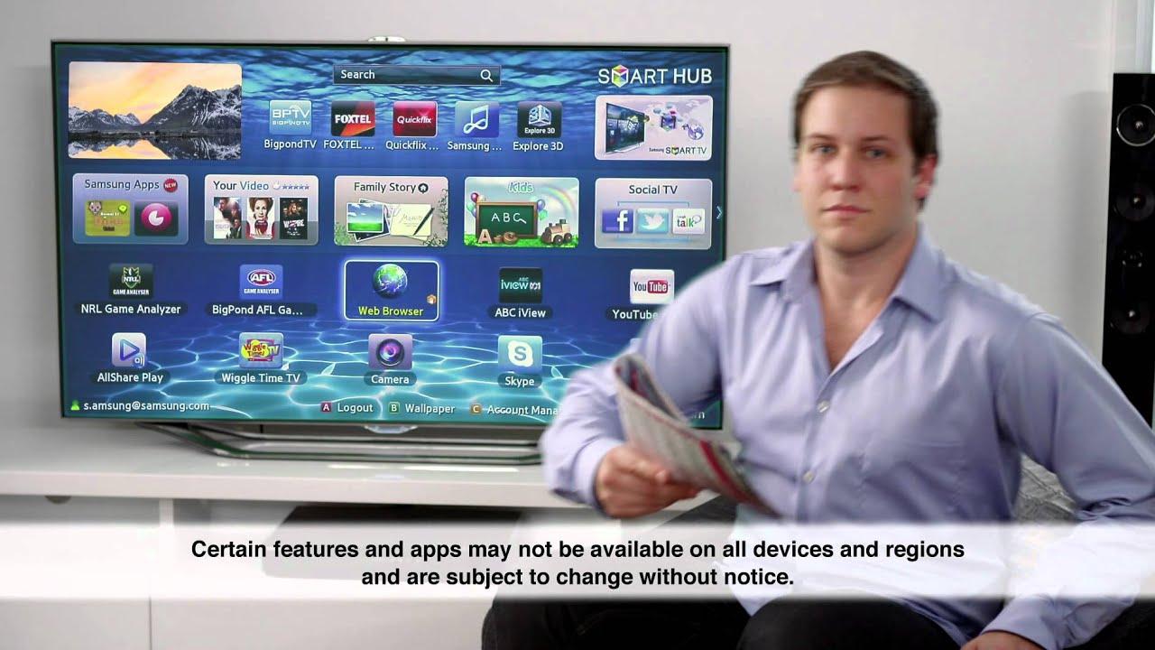 abc iview samsung smart tv