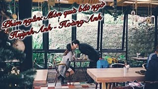 Phim Ngắn Món Qùa Bất Ngờ | Huỳnh Anh & Hoàng Oanh -PN097
