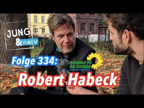 Robert Habeck, der Jamaika-Verhandler (Die Grünen) - Jung & Naiv: Folge 334