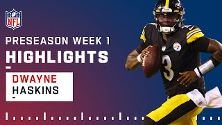 Dwayne Haskins Player Highlights | Preseason Week 1 NFL 2021 Game Highlights