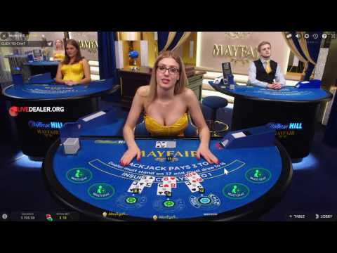 Playing William Hill Live Casino