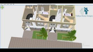 1 BHK Home Designs for Modern House
