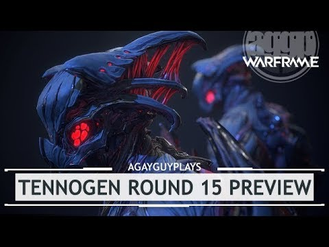 Warframe: TennoGen Round 15 Preview [dressedtokill] thumbnail