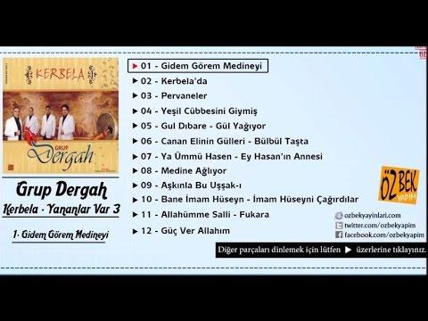 Grup Dergah - Gul Dıbare - Gül Yağıyor
