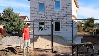 ⚫ПРОСТЕЙШИЙ ЗАБОР Своими Руками. 21$ | КАК построить Дешевый Дом? ►24 смотреть онлайн в хорошем качестве - VIDEOOO