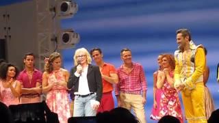 MAMMA MIA! Creator/Producer Judy Craymer's speech at Broadway's final performance 12 Sep 2015