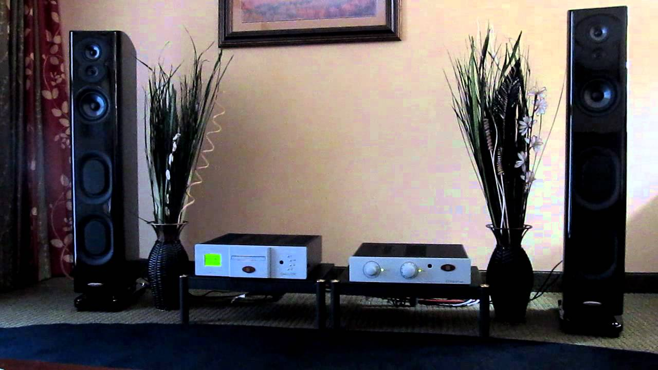 Lone Star Audio Fest 2012 Polk Audio Room Lsim 705