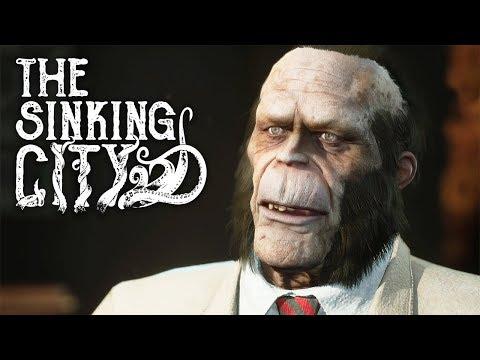 СТРАННАЯ СЕМЕЙКА ► The Sinking City #18